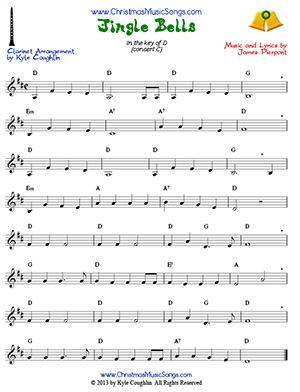 Christmas carols and music for all instruments