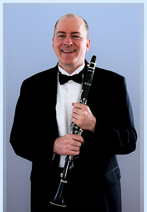 Clarinetist Kyle Coughlin